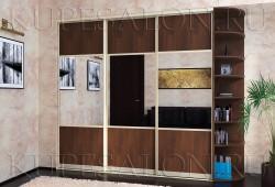 №21. Шкаф из ЛДСП и зеркала  Цена: 39 400 руб