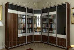 №30. Угловая библиотека  Цена: 111 000 руб