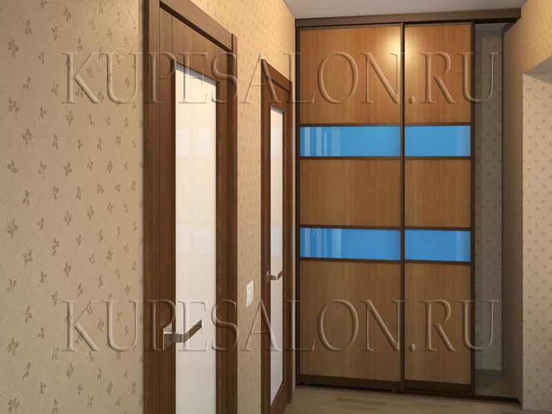 Двери купе «Континенталь» (арт Д-1)