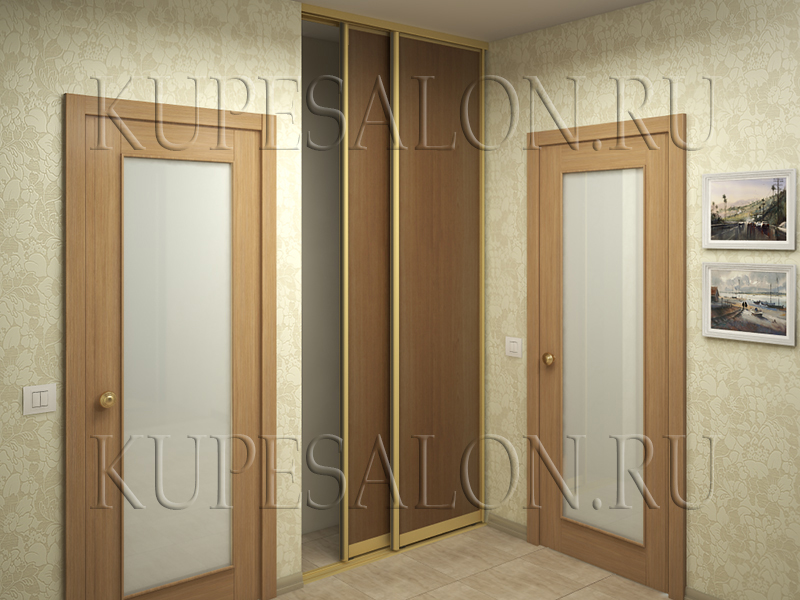 Двери купе «Амбассадор» (арт Д-12)