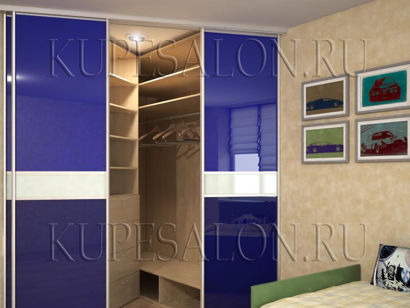 дизайн дверей купе гардеробной комнаты фото