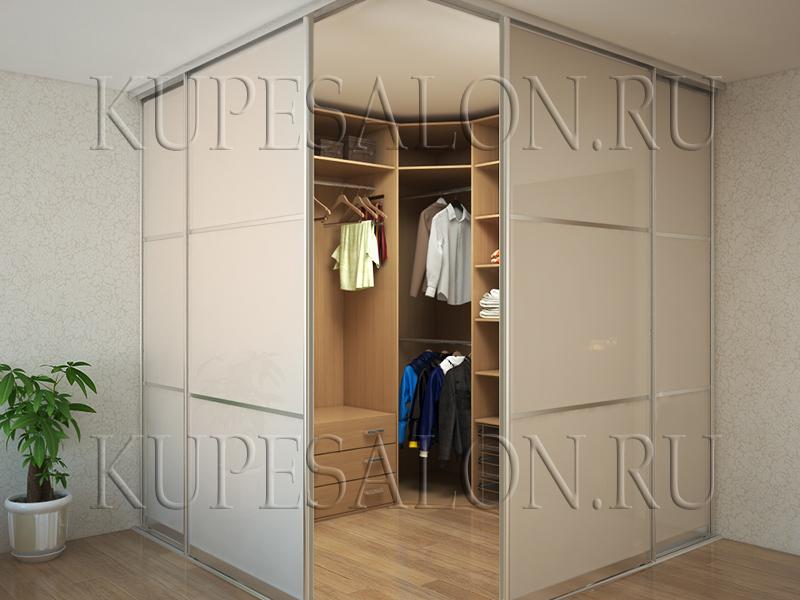 гардеробная комната в квартиру на заказ фото и цена