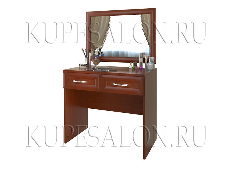 туалетный столик с зеркалом в спальню недорого фото