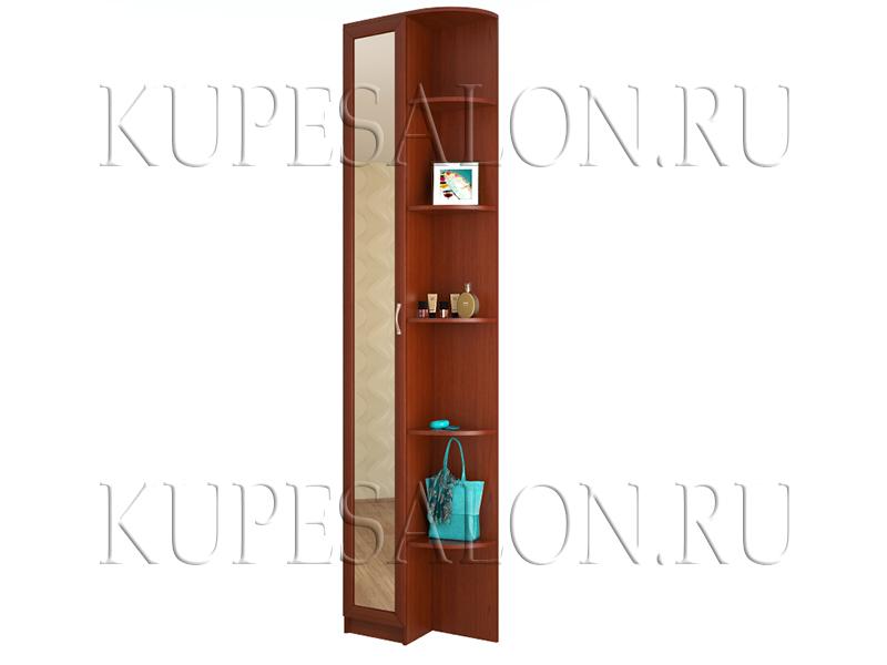 Угловой стеллаж с дверью (арт Доп-4)