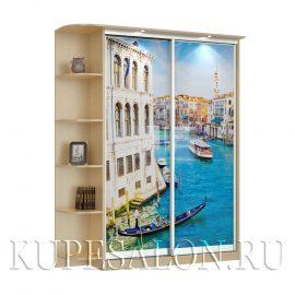 Луиджи-2-150 фотопечать шкаф купе