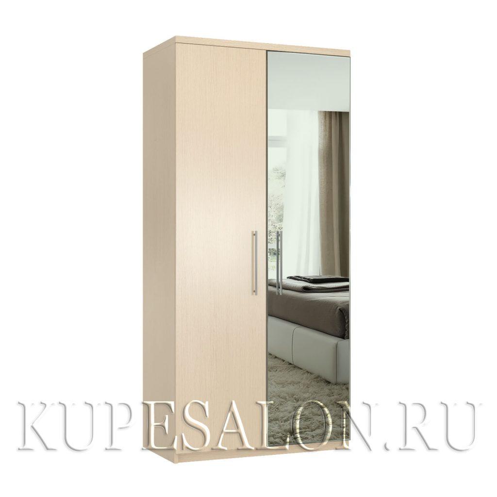 Комфорт-2 шкаф с зеркалом