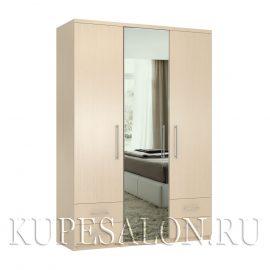 Комфорт-3-я1,3 шкаф с зеркалом