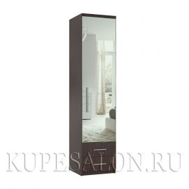 Комфорт-1-Я шкаф зеркальный