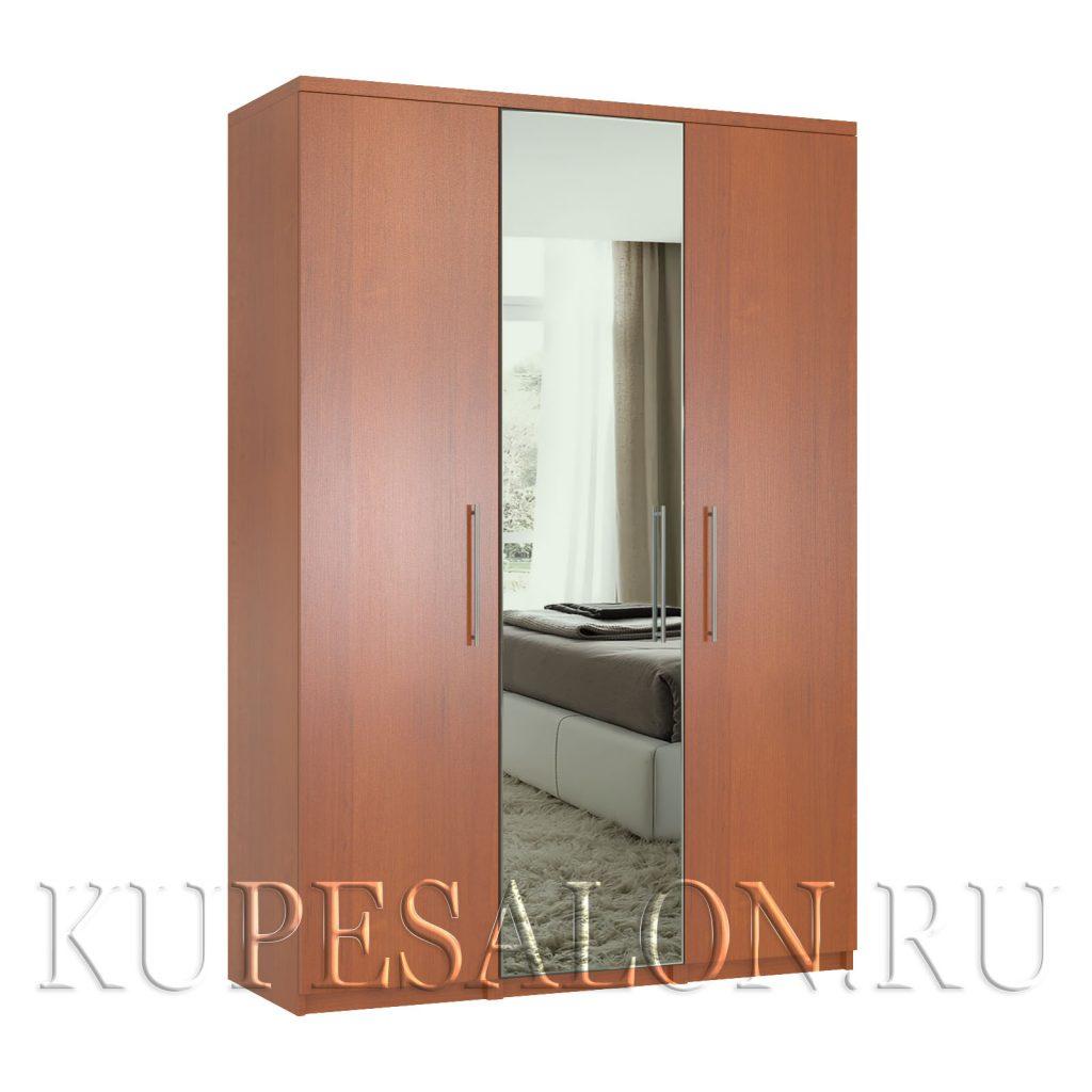 Комфорт-3 шкаф с зеркалом