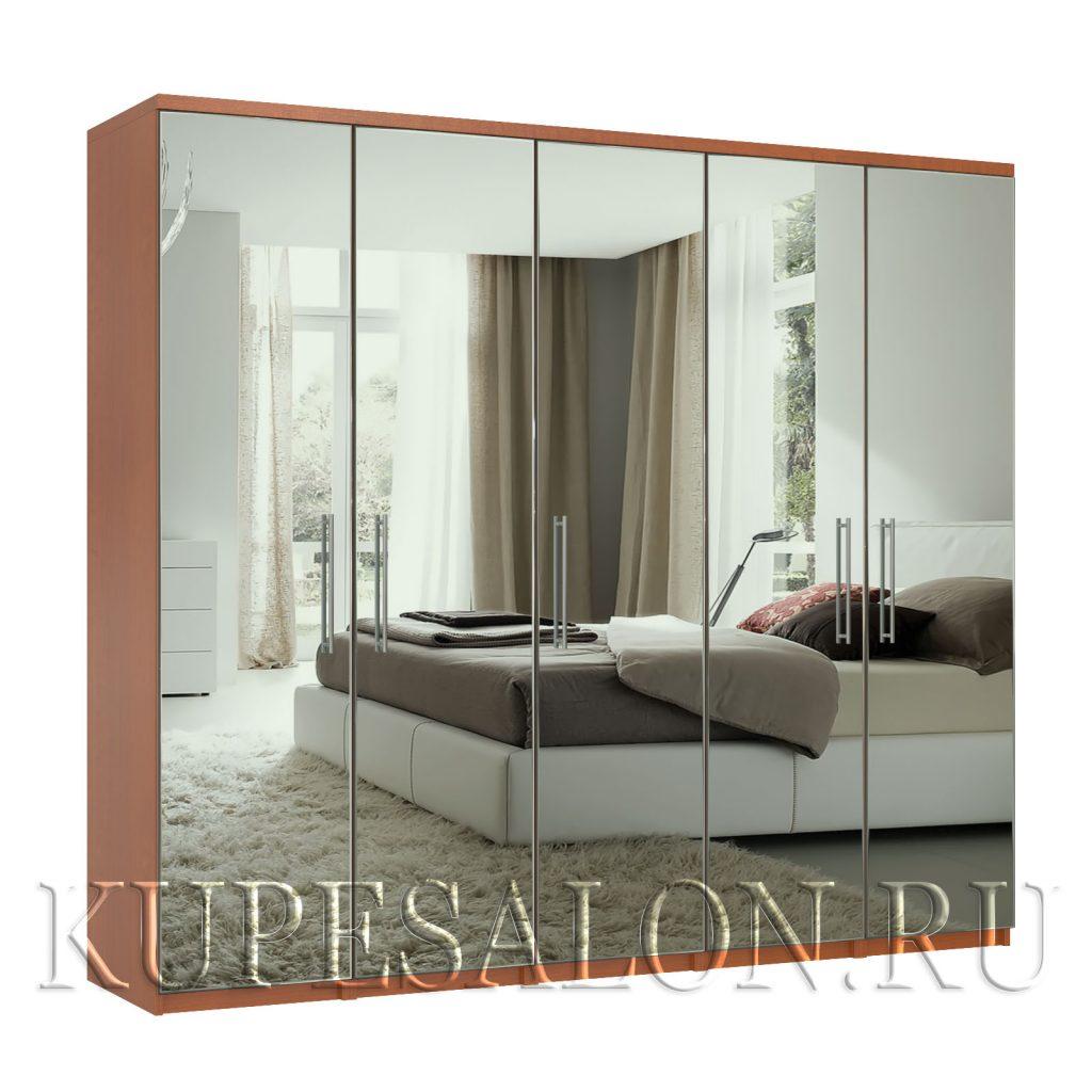Комфорт-5 шкаф зеркальный