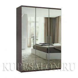 Комфорт-3 шкаф зеркальный