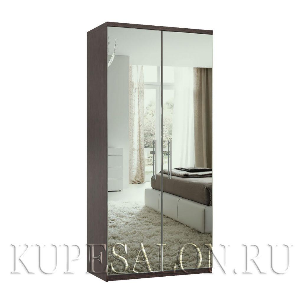 Комфорт-2 шкаф зеркальный