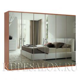 Комфорт-6 шкаф зеркальный
