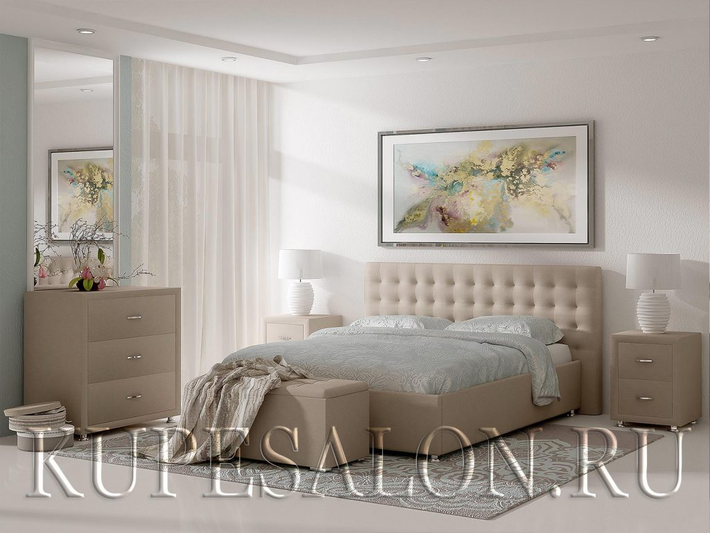 Кровать SIENA-120