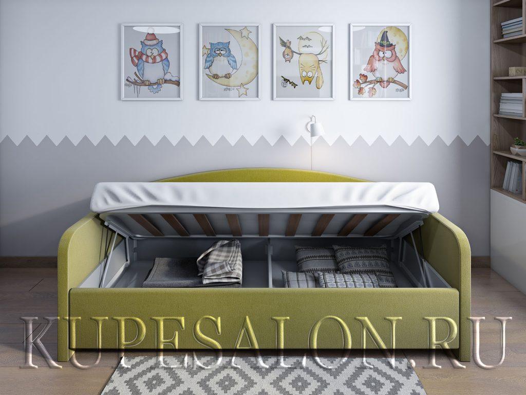 Кровать UNO-80