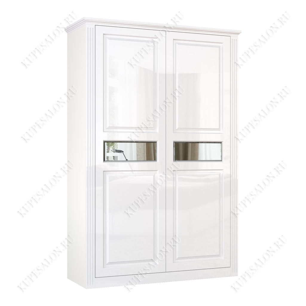 Шкаф классический-5 двухстворчатый
