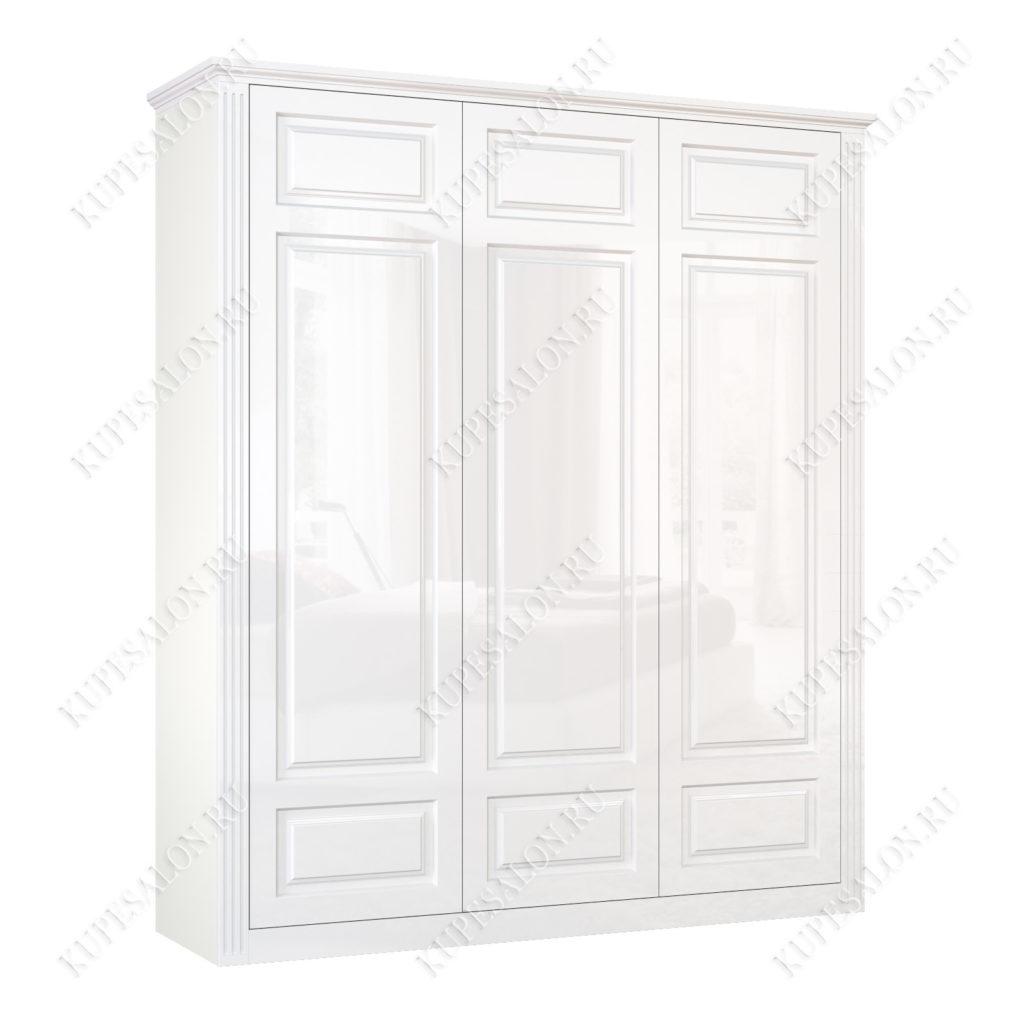 Шкаф классический-10 трехстворчатый