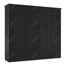 Шкаф классический-10 четырехстворчатый