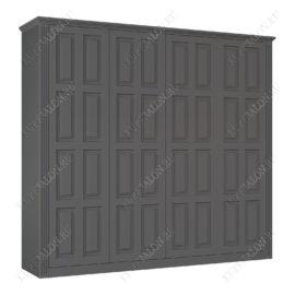 Шкаф классический-7 четырехстворчатый