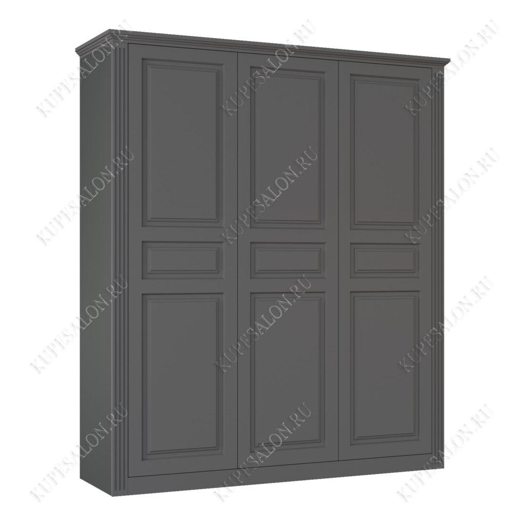 Шкаф классический-8 трехстворчатый