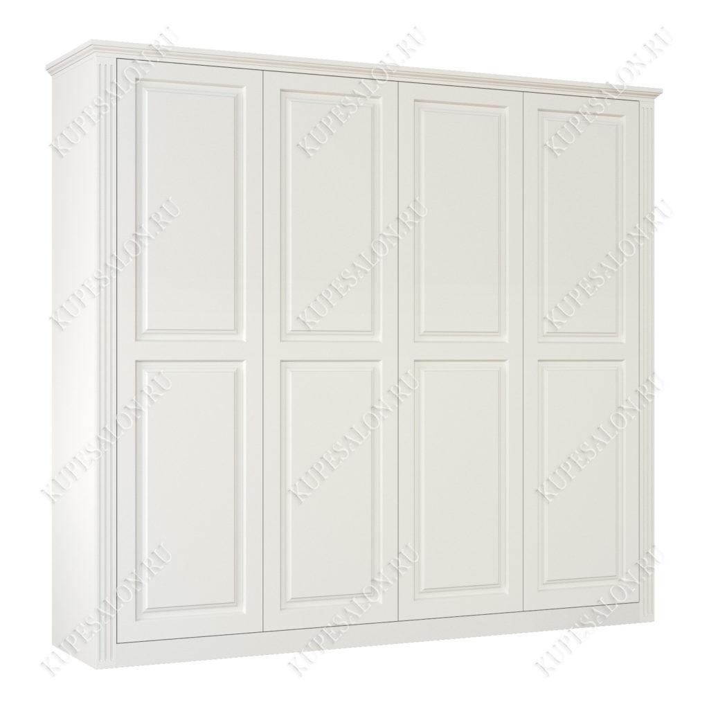 Шкаф классический-9 четырехстворчатый