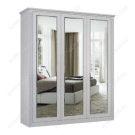 Шкаф классический-2 трехстворчатый зеркальный