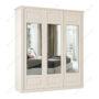 Шкаф классический-3 трехстворчатый с зеркалом